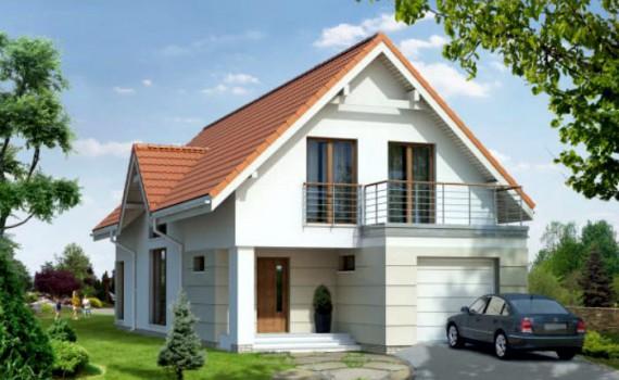 Case cu etaj sau mansarda archives casa z for Arhitectura case cu mansarda