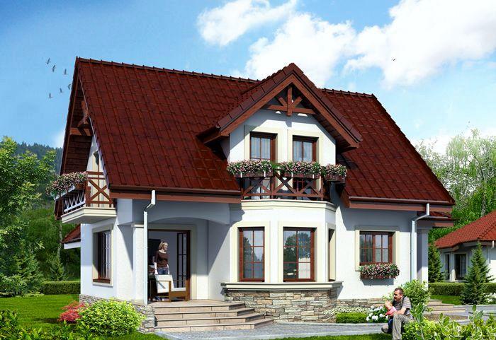 Proiect casa IM232 - Casa Z
