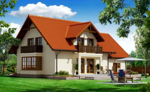 Toate proiectele archives casa z for Case cu etaj si garaj