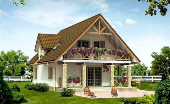 Cele mai cautate proiecte archives casa z for Arhitectura case cu mansarda